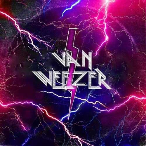 WEEZER - Van Weezer LP (Neon Pink)