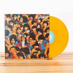 ALVVAYS - S/T LP (Orange Vinyl)