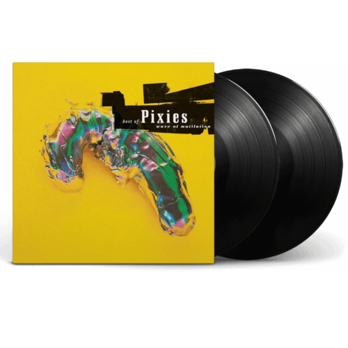 PIXIES - The Wave Of Mutilation Best Of Pixies 2xLP