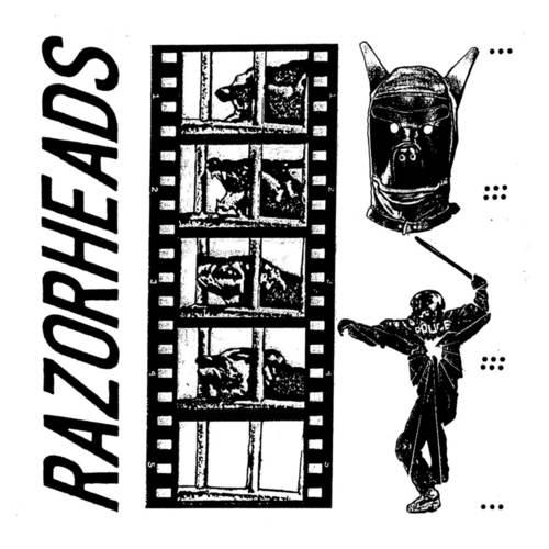 "RAZORHEADS - Razorhead 7"""