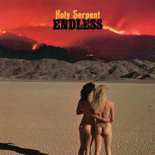 HOLY SERPENT - Endless LP