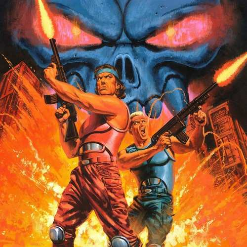 KONAMI KUKEIHA CLUB - Contra 3: Alien Wars (Original Video Game Soundtrack) LP