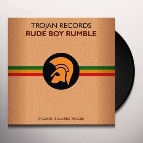 V/A - Trojan Records: Rudeboy Rumble LP
