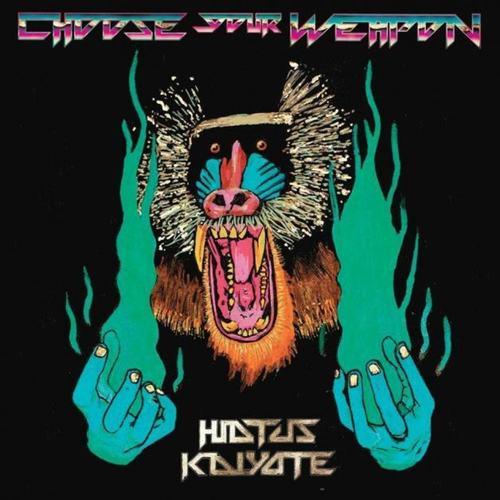 HIATUS KAIYOTE - Choose Your Weapons 2xLP 180g, Blue Vinyl