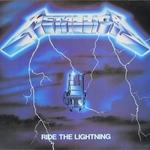 METALLICA - Ride The Lightning LP (180g)