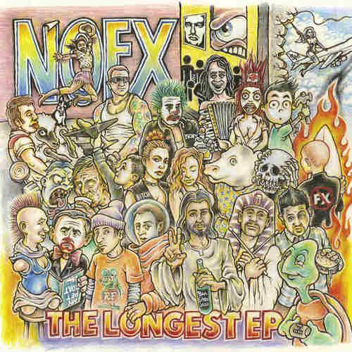 NOFX - The Longest EP 2xLP