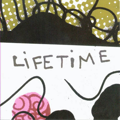LIFETIME - S/T LP