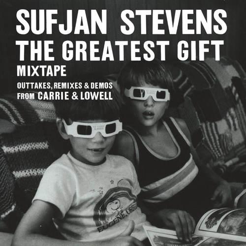 SUFJAN STEVENS - The Greatest Gift LP (Translucent Yellow Vinyl)