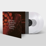 ARCTIC MONKEYS - Live At The Royal Albert Hall 2xLP (Limited Edition 180gram Clear vinyl)