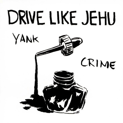 DRIVE LIKE JEHU - Yank Crime LP+7""