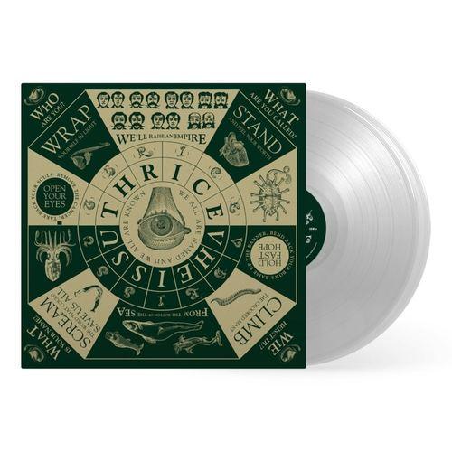 THRICE - Vheissu 2xLP Clear Vinyl