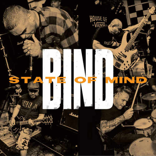 BIND - State of Mind 7 Colour Vinyl