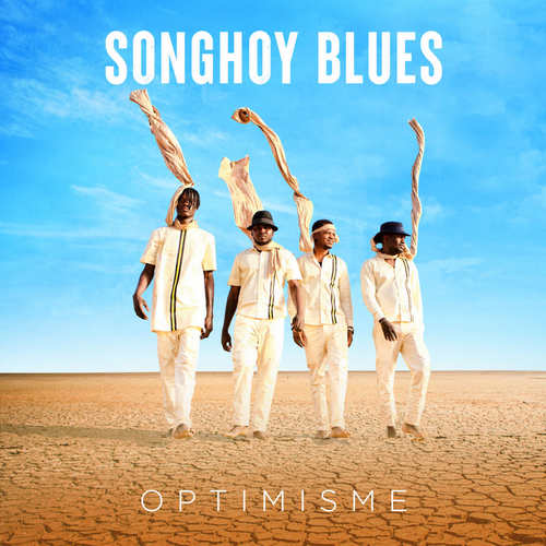 SONGHOY BLUES - Optimisme LP Colour Vinyl