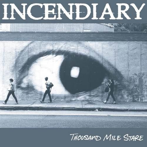 INCENDIARY - Thousand Mile Stare LP Colour vinyl