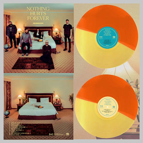 NEWMOON - Nothing Hurts Forever LP (Colour Vinyl)