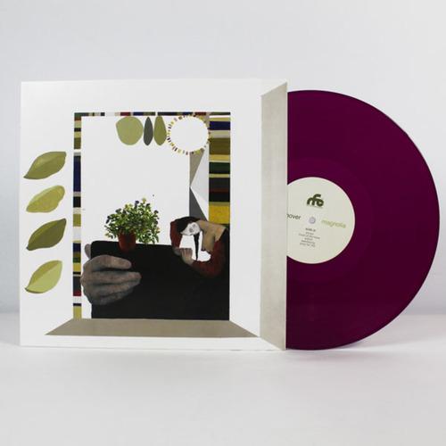 TURNOVER - Magnolia LP Deep Purple Vinyl