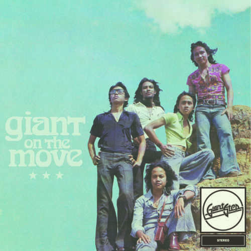 GIANT STEP - Giant On The Move LP