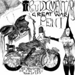RUDIMENTARY PENI - Great War LP