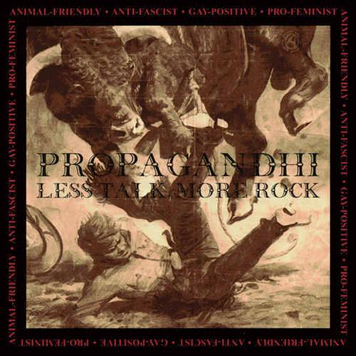 PROPAGANDHI - Less Talk, More Rock LP