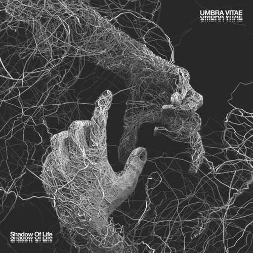 UMBRA VITAE - Shadow Of Life LP Red White Galaxy Vinyl