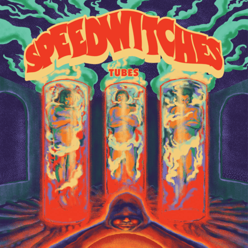 SPEEDWITCHES - Tubes LP with Poster
