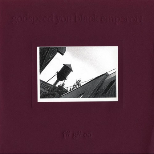 GODSPEED YOU BLACK EMPEROR - F A Infinity 1995-1997 LP