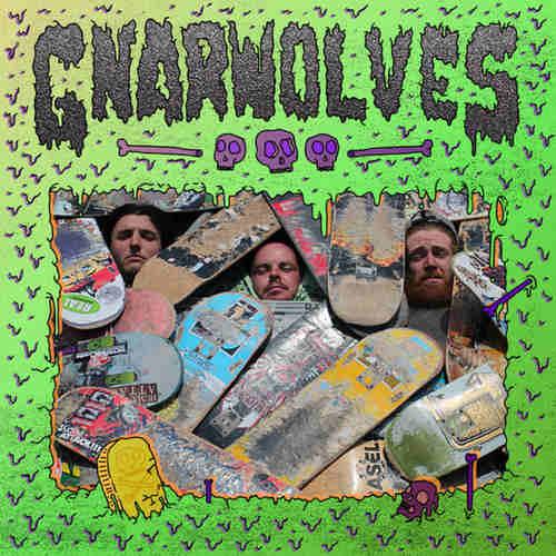 GNARWOLVES - ST LP
