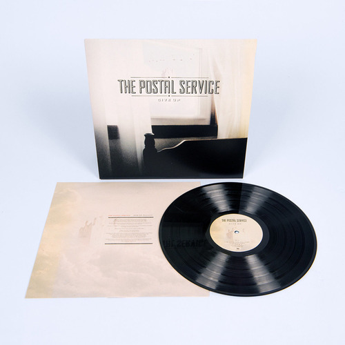POSTAL SERVICE, THE - Give Up LP