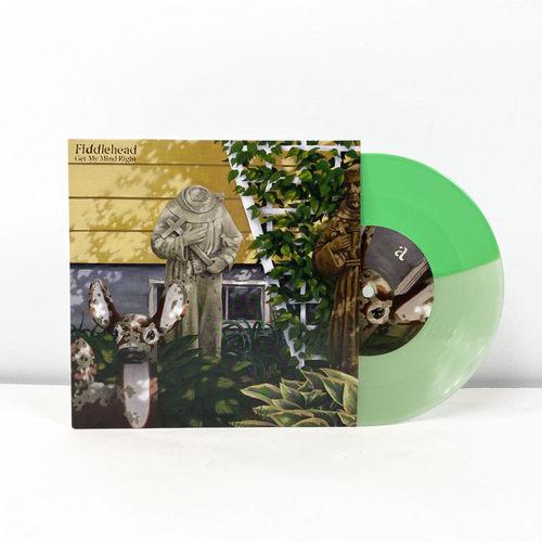 "FIDDLEHEAD - Get My Mind Right 7"" (Green/Clear Vinyl)"