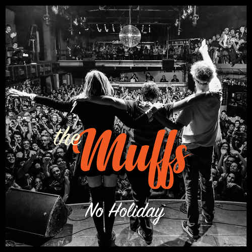 MUFFS, THE - No Holiday 2xLP
