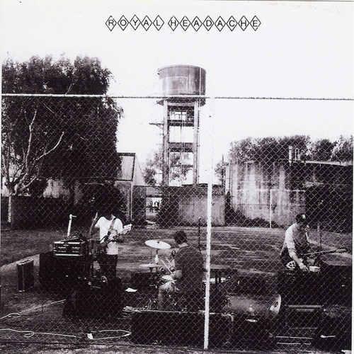 ROYAL HEADACHE - Royal Headache LP
