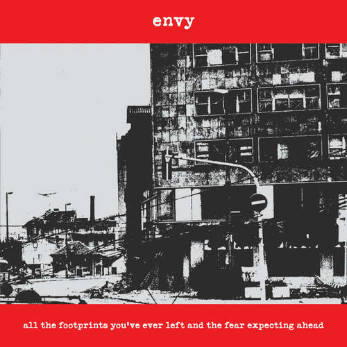 ENVY - All The Footprints Youve Ever Left And The Fear Expecting Ahead LP