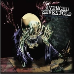 AVENGED SEVENFOLD - Diamonds In The Rough 2xLP Clear Vinyl
