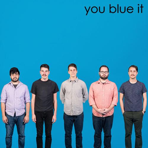 """YOU BLEW IT! - You Blue It 10"""" (Colour Vinyl)"""