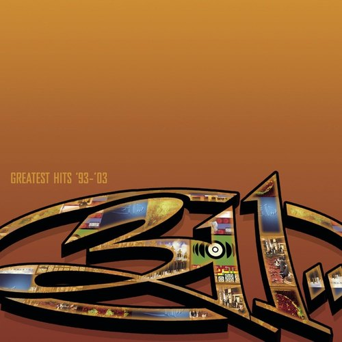 311 - GREATEST HITS 93 - 03 2xLP