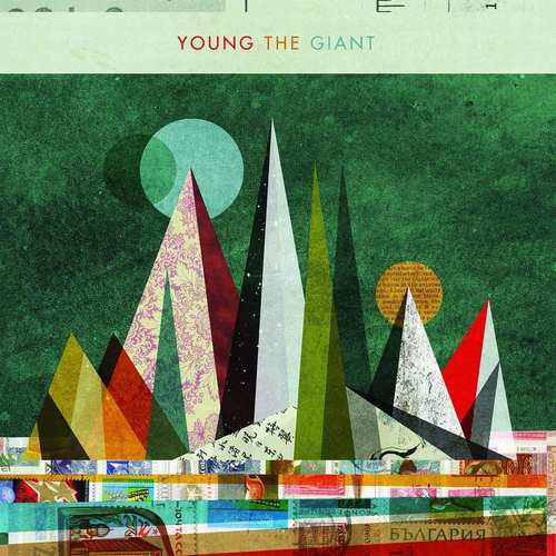 YOUNG THE GIANT - S/T 2xLP
