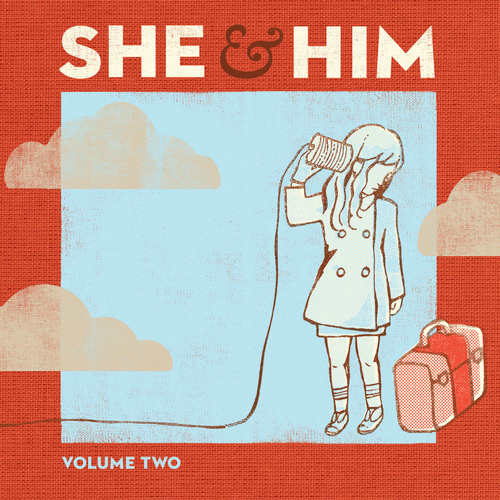 SHE & HIM - Volume Two LP (180g)