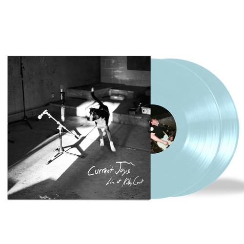 CURRENT JOYS - Live At Kilby Court 2xLP (Light Blue Vinyl)