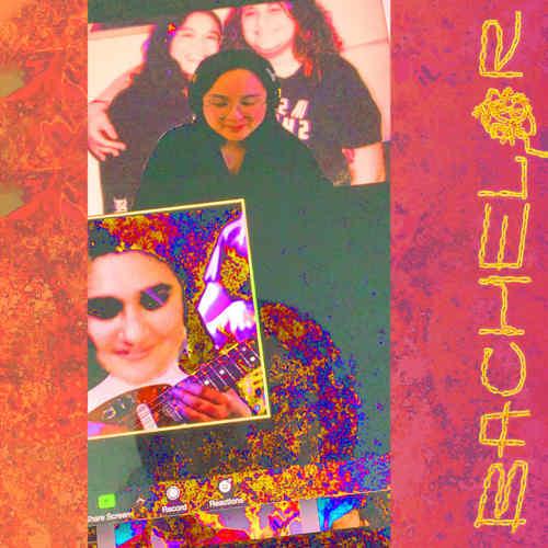 BACHELOR - Doomin' Sun LP (Goldenrod Vinyl)