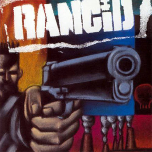 RANCID - S/T LP