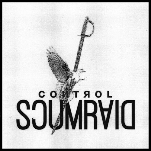 SCUMRAID - Control LP Blue vinyl
