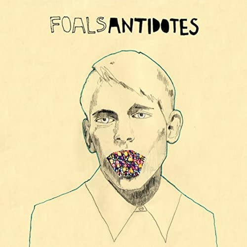 FOALS - Antidotes LP