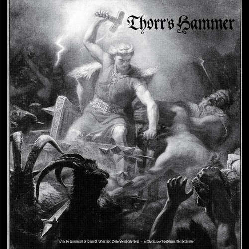 THORRS HAMMER - Live By Command of Tom G. Warrior LP