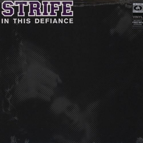 STRIFE - In This Defiance LP