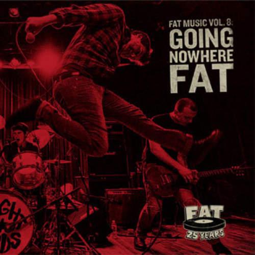 VA - Fat Music Vol. 8 Going Nowhere Fat 2xLP