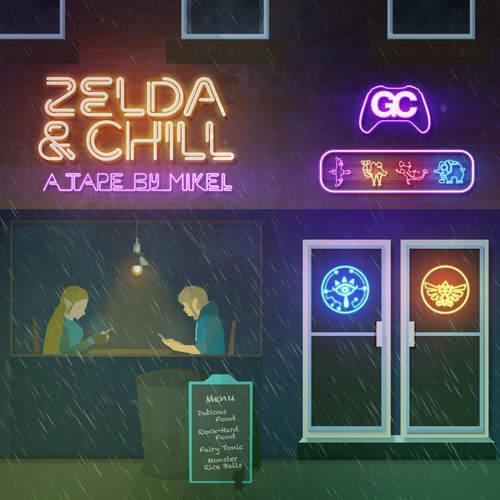 MIKEL - Zelda & Chill LP