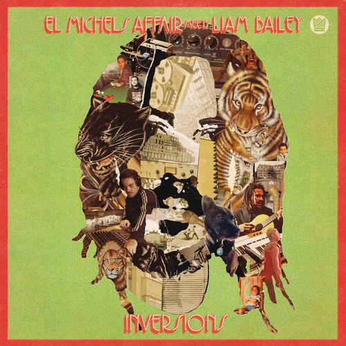 EL MICHELS AFFAIR MEETS LIAM BAILEY - Ekundayo Inversions LP Colour vinyl