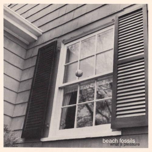 BEACH FOSSILS - What A Pleasure LP (Clear Yellow Vinyl)