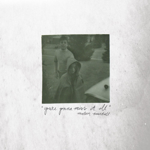 MODERN BASEBALL - Youre Gonna Miss It All LP Coke Bottle Clear Vinyl