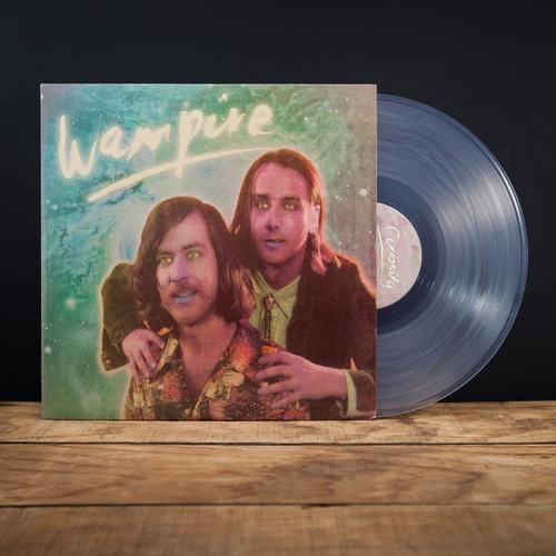 WAMPIRE - Curiosity LP (Clear Vinyl)